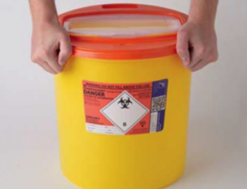SOP for the Management of Sharps Containers